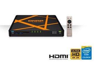QNAP TBS-453A-4G - 4-Bay M.2 SSD NASbook - TBS-453A-4G