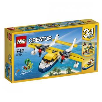 LEGO Creator - Dobrodružství na ostrově 31064 - 31064