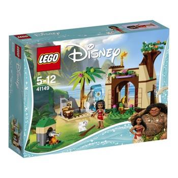LEGO Disney - Vaiana a její dobrodružství na ostrově 41149 - 41149