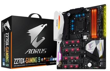 GB GA-Z270X-Gaming 9, Intel Z270, 1151, E-ATX - GA-Z270X-Gaming 9