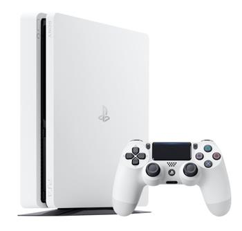 SONY PlayStation 4 Slim 500GB Slim Glacier White - PS719816164