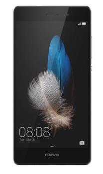 BAZAR - Mobilní telefon HUAWEI P8 Lite (Dual Sim), Black - Rozbaleno - SP-P8LITEDSBOM