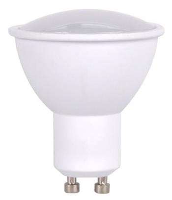 Solight LED žárovka, bodová , 5W, GU10, 3000K, 400lm, bílá WZ316A - WZ316A