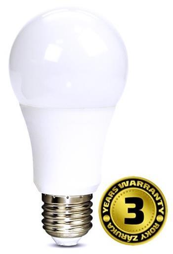 Solight LED žárovka, klasický tvar, 10W, E27, 6000K, 270°, 810lm - WZ520
