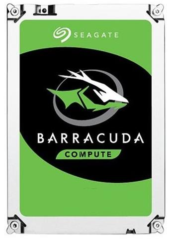 Seagate Barracuda 1TB 3.5'' HDD, SATA3, 7200RPM - ST1000DM010