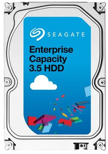 Seagate Enterprise Capacity 3.5'' 1TB SATA3 - ST1000NM0055