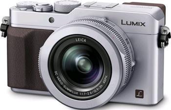 Panasonic LUMIX DMC-LX100 stříbrný - DMC-LX100EPS