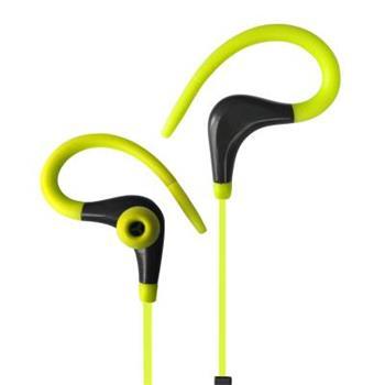 ART Bluetooth Headphones with microphone AP-BX61 lime sport (EARHOOK) - SLART AP-BX61-G