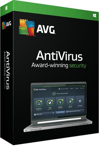 AVG Anti-Virus 2016, 4 lic na 2 roky, el.licence - AVCEN24EXXS004