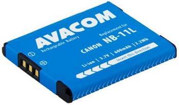 AVACOM Canon NB-11L, NB-11LH Li-Ion 3.7V 600mAh 2.2Wh - DICA-NB11-335