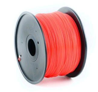 Tisková struna (filament) GEMBIRD, ABS, 1,75mm, 1kg, červená - 3DP-ABS1.75-01-R