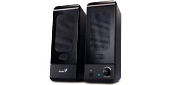 GENIUS repro SP-U120/ 3W přenosné/ USB napájení/ černé - 31731057100