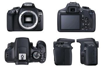 Bazar Canon EOS 1300D body - rozbalený - 1160C022