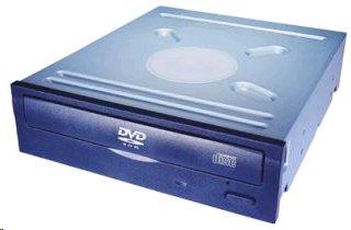Lite-On DVD-ROM 18x SATA bulk, černá - iHDS118-104
