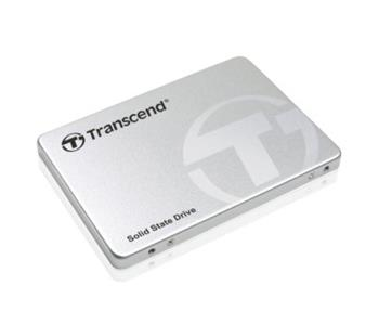 Transcend SSD370S 256GB SSD SATA3 2.5'' MLC, 7mm, Aluminium casing - TS256GSSD370S
