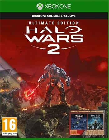 Halo Wars 2 Ultimate Edition XONE - 7GS-00015
