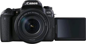 Canon EOS 77D + 18-135 IS USM - 1892C004