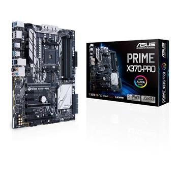ASUS PRIME X370-PRO, AM4, ATX - 90MB0TD0-M0EAY0