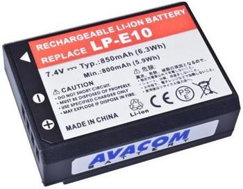 Canon LP-E10 Li-Ion 7.4V 850mAh 6.3Wh - DICA-LP10-055