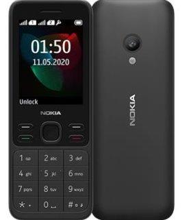 Mobilní telefon Nokia 150 (Dual SIM), Black - A00027963
