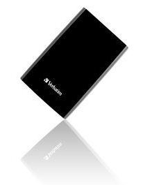 "VERBATIM Hard Drive 2,5"" 250GB USB 3.0 Black - 53190"