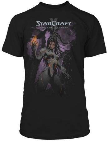 Tričko StarCraft II HotS Kerrigan - starcraft2
