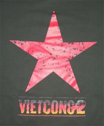 Tričko herní Vietcong 2 - VIET
