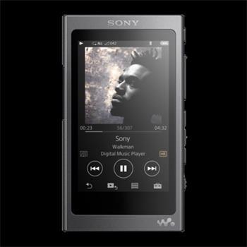 Sony NW-A35 přehrávač Walkman, černý - NWA35B.CEW