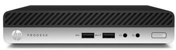 HP ProDesk 400 G3 DM i5-7500T/8GB/256SSD/W10Pro - 1EX82EA