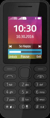 Mobilní telefon Nokia 130, Black - A00022171