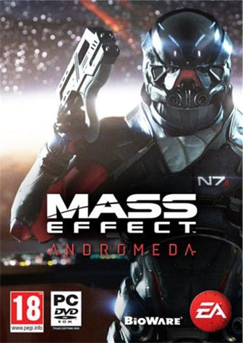Mass Effect Andromeda - 5035224116294
