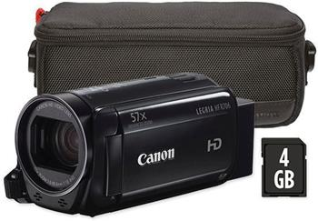 Canon HF R706 Black Essential kit - 1238C036