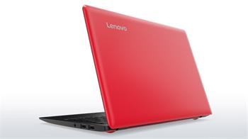 "Lenovo IdeaPad 110S/ N3060/ 2GB/ 32GB eMMC/ 11,6""/ WIN10/ červená + Office 365 - 80WG008ECK"