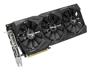 ASUS STRIX-GTX1080TI-O11G-GAMING - 90YV0AM0-M0NM00