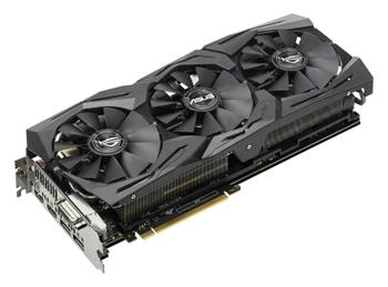 ASUS STRIX-GTX1080TI-11G-GAMING - 90YV0AM1-M0NM00