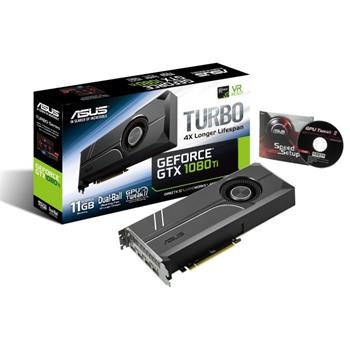 ASUS TURBO-GTX1080TI-11G - 90YV0AN0-M0NM00