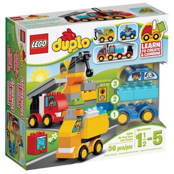 LEGO DUPLO - Moje první autíčka a náklaďáky 10816 - 10816