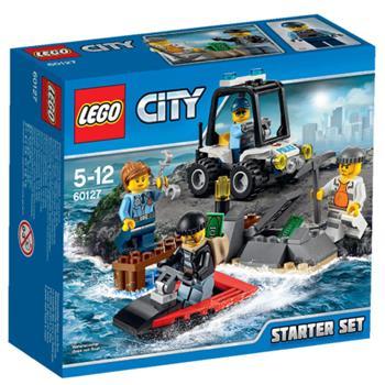 LEGO City - Vězení na ostrově - Startovací sada 60127 - 60127