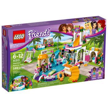 LEGO Friends - Letní bazén v městečku Heartlake 41313 - 41313