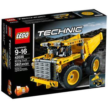 LEGO Technic - Důlní náklaďák 42035 - 42035
