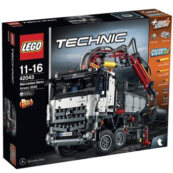 LEGO Technic - Mercedes-Benz Arocs 3245 42043 - 42043