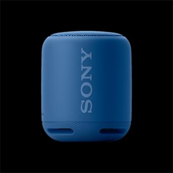 Sony SRS-XB10L bezdrátový reproduktor, modrý - SRSXB10L.CE7