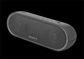 Sony SRS-XB20B bezdrátový reproduktor, černý - SRSXB20B.CE7