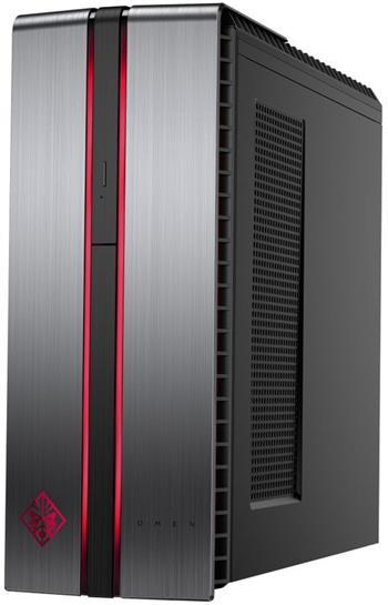 HP OMEN 870-258nc i5-7400/16GB/256SSD+1TB/GTX 1080/W10 - 1JV36EA