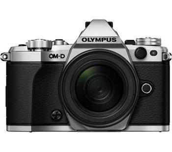 Olympus E-M5 Mark II 12-50 kit silver/black - V207042SE000