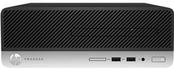 HP ProDesk 400 G4 SFF G4560/4GB/500GB/W10P - 1EY29EA