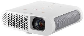 BenQ GS1 LED/DLP / WXGA / 300ANSI / 100 000:1 / HDMI / 2x2W repro - 9H.JFL77.59E