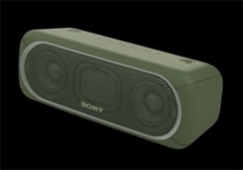 Sony SRS-XB30G bezdrátový reproduktor, zelený - SRSXB30G.EU8