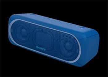 Sony SRS-XB30L bezdrátový reproduktor, modrý - SRSXB30L.EU8