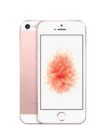 Apple iPhone SE 32GB Rose Gold - MP852CS/A